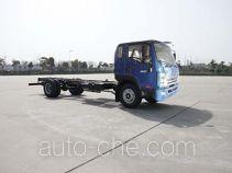 JAC HFC3161P70K1E2V dump truck chassis