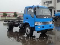 JAC HFC3166KR1Z dump truck chassis