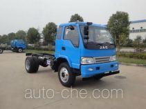 JAC HFC3167KR1Z dump truck chassis