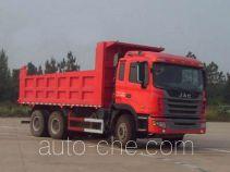 江淮牌HFC3251P1K5E49F型自卸汽车
