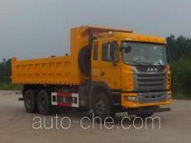 江淮牌HFC3251P1K5E39S3V型自卸汽车