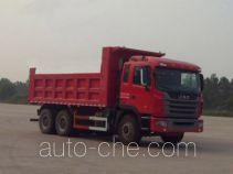 江淮牌HFC3251P1K5E36F型自卸汽车