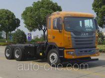 JAC HFC3251P1K5E34S3V dump truck chassis