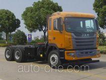 JAC HFC3251P1K5E36S3V dump truck chassis