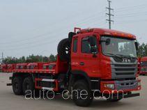 JAC HFC3251P1K6E41S3V flatbed dump truck