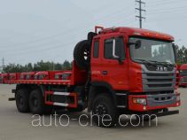 JAC HFC3251P1K6E43S3V flatbed dump truck