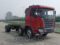 JAC HFC3251P3K2D33S3V dump truck chassis