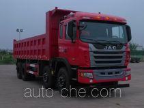 江淮牌HFC3311P1K4H32S3V型自卸汽车