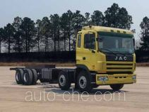 JAC HFC3311P1K6H32F dump truck chassis