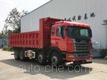 江淮牌HFC3311P2K3H32S2V型自卸汽车