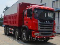 江淮牌HFC3311P3K3H35S2V型自卸汽车