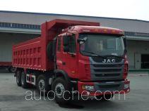 JAC HFC3311P3K3H37F dump truck