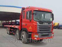 JAC HFC3311ZXPP2K4H38AF flatbed dump truck