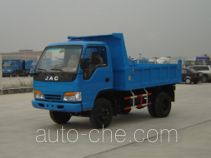 JAC Wuye HFC4010D low-speed dump truck