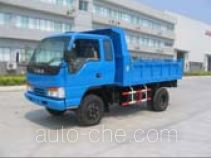 JAC Wuye HFC4010PD low-speed dump truck