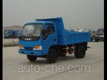 JAC Wuye HFC4015D low-speed dump truck