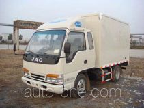 JAC Wuye HFC4015PX1 low-speed cargo van truck