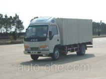 JAC Wuye HFC4015X2 low-speed cargo van truck