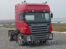 JAC HFC4181P1K4A35XF container carrier vehicle