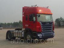 江淮牌HFC4181P2K2A35S3V型牵引汽车