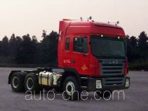JAC container transport tractor unit