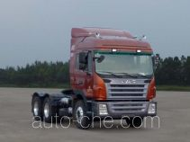 JAC HFC4241P1K7E33ZXF container carrier vehicle