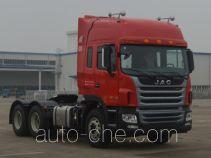 江淮牌HFC4251P12K7E33S2V型牵引汽车