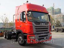 江淮牌HFC4251P1N6E38V型牵引汽车