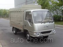 江淮牌HFC5020CCYPW4E2B3DV型仓栅式运输车