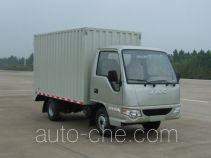 JAC HFC5020XXYPW4E1B3DV box van truck