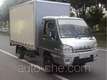 江淮牌HFC5030XXYPW6E1B1DV型厢式运输车