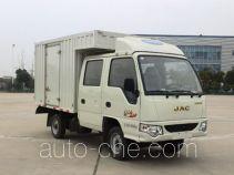 JAC HFC5020XXYRW4E1B4DV box van truck