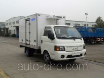 JAC HFC5030XLCPV7K2B3 refrigerated truck