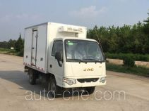 JAC HFC5020XLCPW4E1B1D refrigerated truck