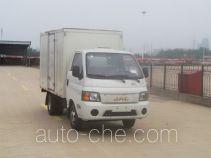 JAC HFC5030XXYPV7E1B3V-1 box van truck