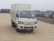 江淮牌HFC5030XXYPV7K2B3-1型厢式运输车