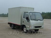 JAC HFC5030XXYPW4T2B3DV box van truck