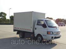 江淮牌HFC5031XXYPV4EV3B3型纯电动厢式运输车
