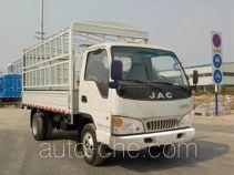 JAC HFC5033CCYPD93E1B4 грузовик с решетчатым тент-каркасом