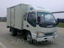 JAC HFC5033XXYPB93E1B4 box van truck