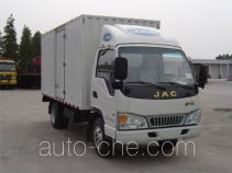 JAC HFC5033XXYPD93E1B4 box van truck