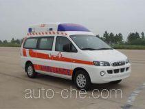 江淮牌HFC5036XJHH2LF型救护车