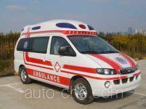 江淮牌HFC5036XJHH3LF型救护车