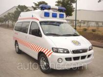 江淮牌HFC5036XJHHLF型救护车