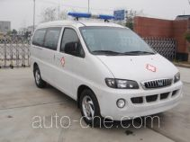 江淮牌HFC5036XJHLA3F型救护车