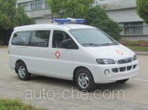 江淮牌HFC5036XJHLA3V型救护车