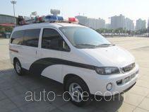 JAC HFC5036XKCLA1F investigation team car