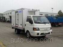 JAC HFC5030XLCPV7E1B3V refrigerated truck