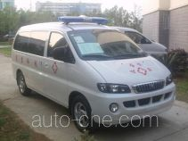 JAC HFC5036XLLLA1F cold chain vaccine transport medical vehicle