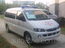 JAC HFC5036XLLLA1F медицинский автомобиль холодовой цепи для перевозки вакцины